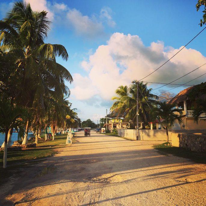Sarteneja, village de pecheurs au Belize