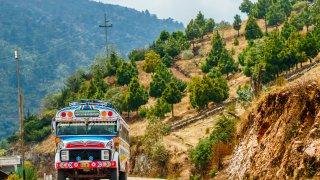 Road Trip au Guatemala