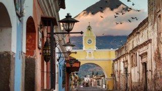 Le Guatemala en bref