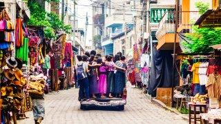 Les marchés typiques du Guatemala