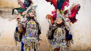 Calendrier des fetes folkloriques du Guatemala