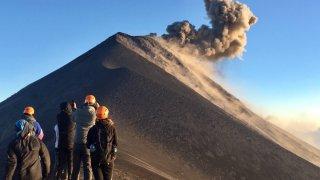 Voyage volcans, lave et magma au Guatemala