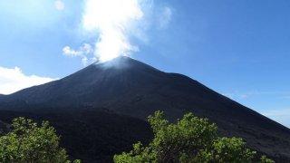 Volcans au Guatemala