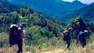 trek et randonnées au Guatemala, la marche maya
