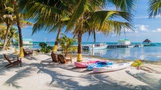 Voyage au Belize: journée avec une famille de pêcheurs